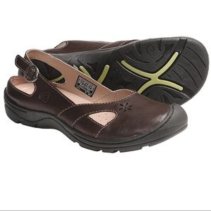 Keen Shoes - Keen Paradise Leather Sling Back Shoes